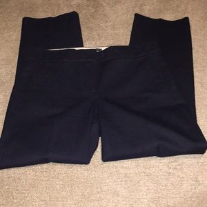 J. Crew Pants - J. Crew Campbell crop pants